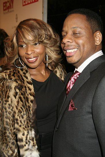 Mary J. Blige... pobiła męża!