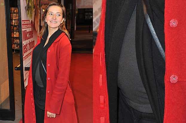 Kamilla Baar jest w ciąży
