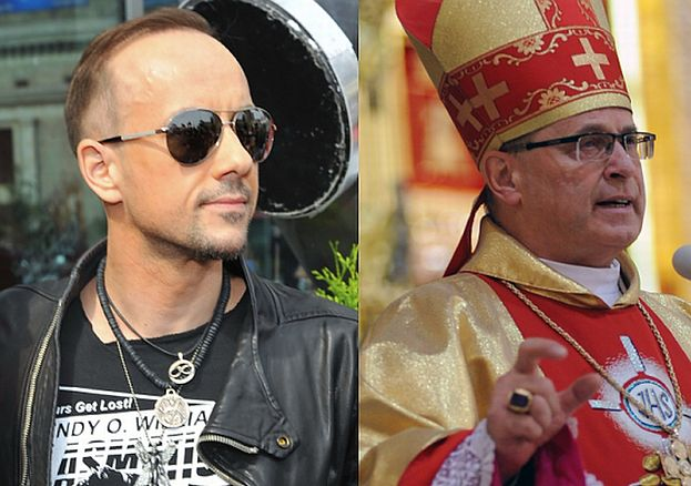 """Biskup protestuje przeciwko Nergalowi! """"SATANISTA, BLUŹNIERCA, MIŁOŚNIK ZŁA!"""""""