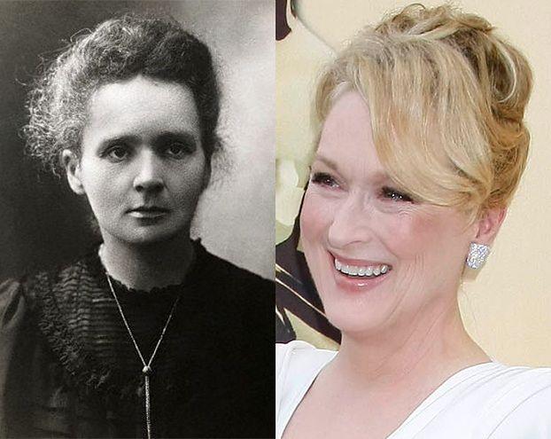 Meryl Streep zagra... Marię Skłodowską-Curie!