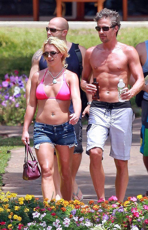 Britney chce mieć więcej dzieci!