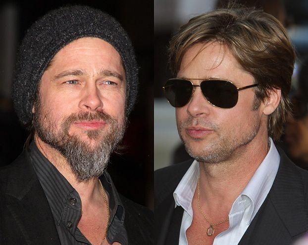 Brad Pitt ZROBIŁ SOBIE OPERACJĘ PLASTYCZNĄ?!