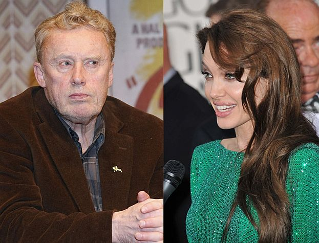Jolie namawia Olbrychskiego na kolejny film!