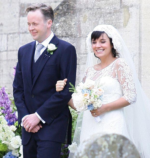 Lily Allen wyszła za mąż!