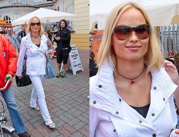 Weronika Książkiewicz URODZIŁA!