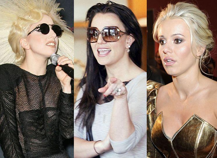 Lady GaGa nagra piosenkę z Britney!