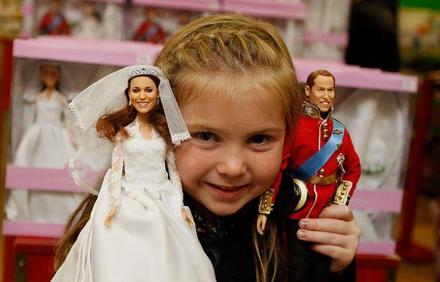 """Kate i William jako lalki! (""""OFICJALNE"""")"""