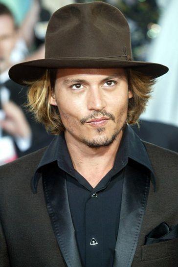 Johnny Depp największym artystą ostatnich 10 lat!