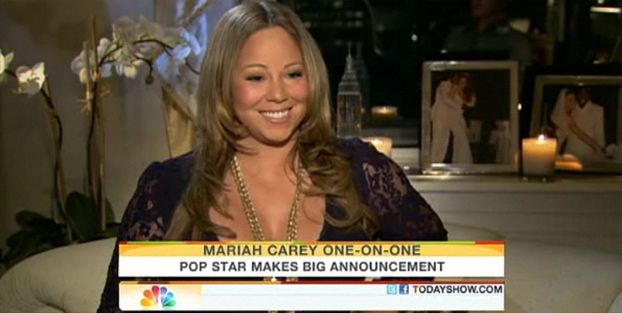 """Mariah potwierdza: """"JESTEM W CIĄŻY!"""""""