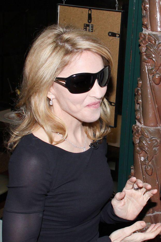 Madonna robi sobie przerwę od muzyki!