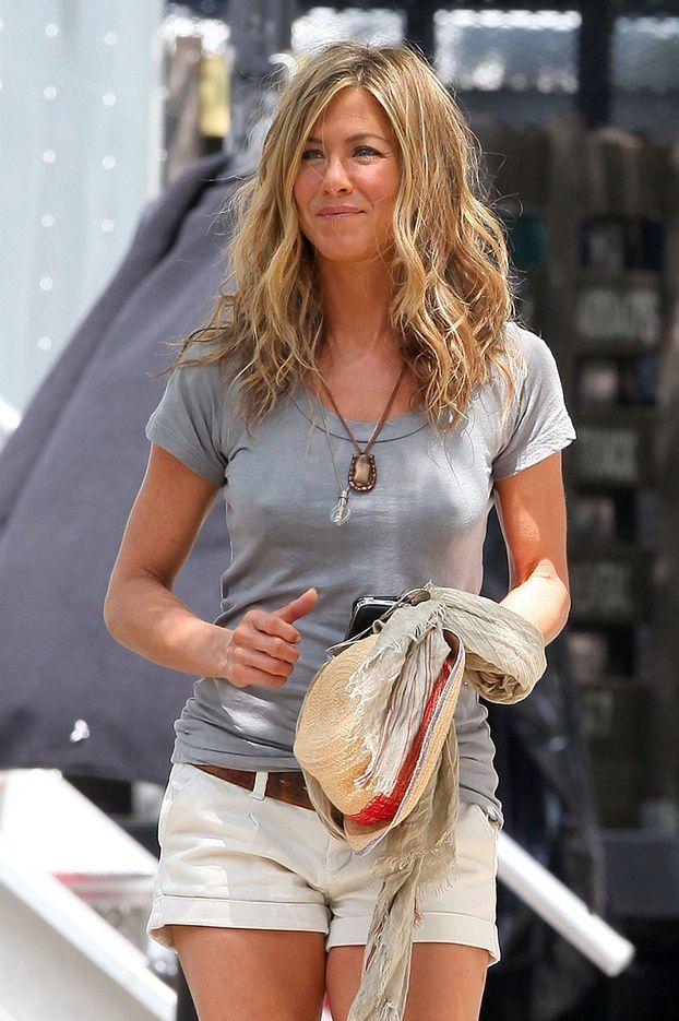 """Aniston ma """"trenerkę"""", która... wybiera jej chłopaków!"""