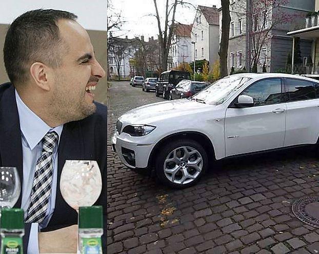 Egurrola kupił BMW X6!