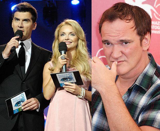 """Miko """"załatwi"""" Kammelowi rolę u... Tarantino?!"""