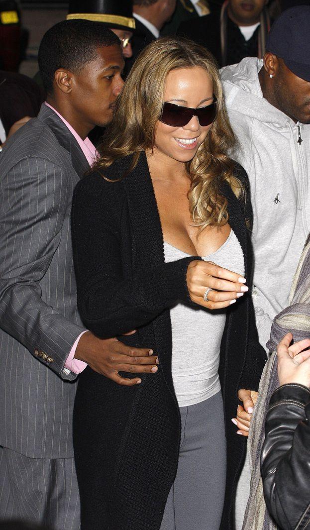 Mariah Carey BĘDZIE MIAŁA CHŁOPCA!