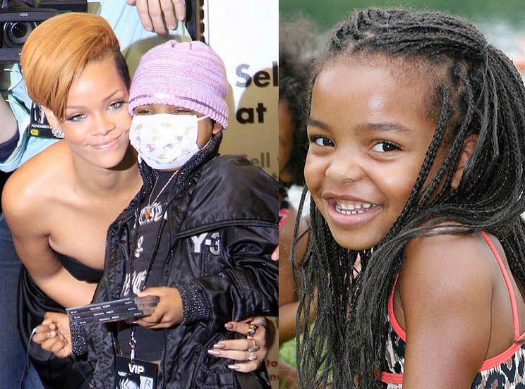 """""""Rihanna wykorzystała moją chorą córkę?!"""""""