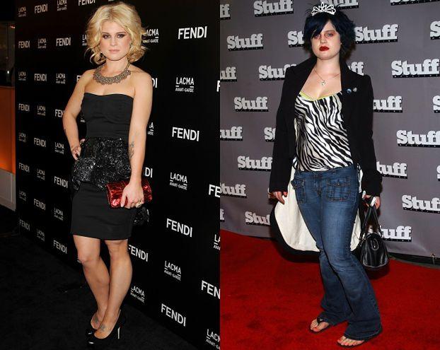 Kelly Osbourne zmniejszy sobie żołądek?!
