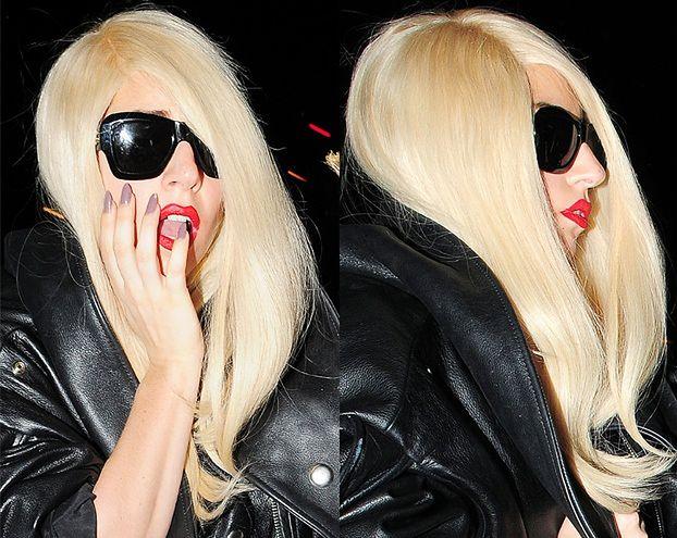Nowa peruka Lady GaGi