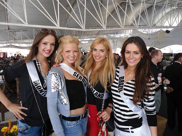 Miss Polonia w Brazylii!
