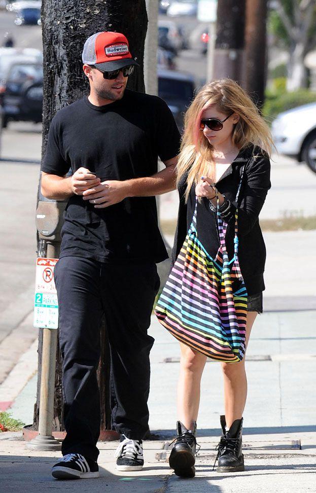 Avril Lavigne po raz drugi wychodzi za mąż!