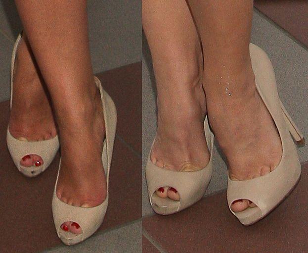 Założyły takie same buty