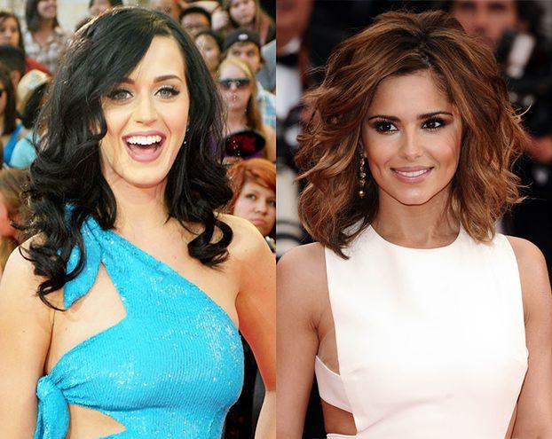 """Katy: """"Poszłabym do łóżka z Cheryl!"""""""