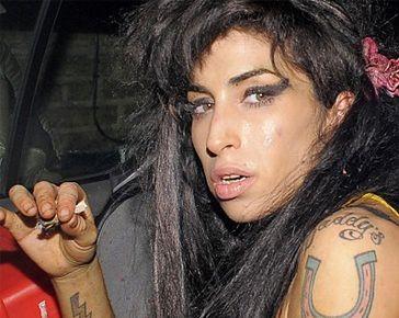 Amy Winehouse ARESZTOWANA!