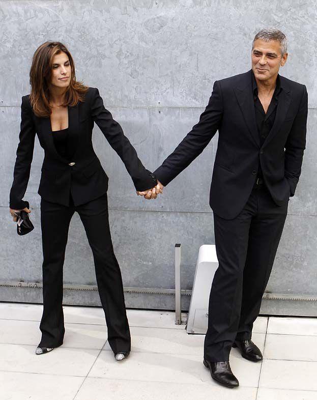 George Clooney zerwał z Elisabettą Canalis!