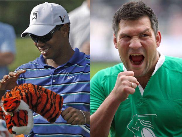 Tiger Woods zostanie twarzą napoju Tiger?!