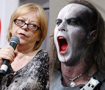 Zapendowska nauczy Nergala śpiewać?