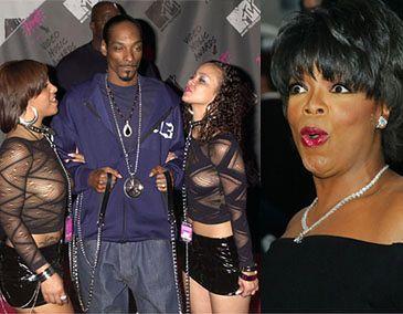 Snoop chce zastąpić... Oprah Winfrey!