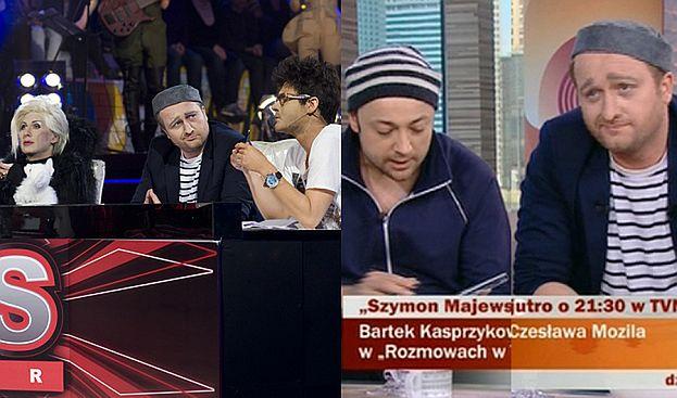 Majewski wyśmiewa Korę, Wojewódzkiego i Mozila