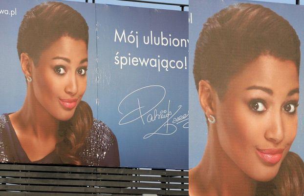 RETUSZ MIESIĄCA: Kazadi reklamuje hipermarket...