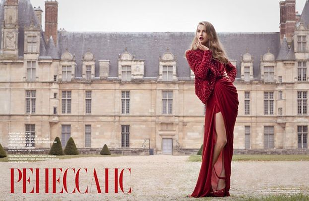 23-letnia Polka zawojuje swiat mody?