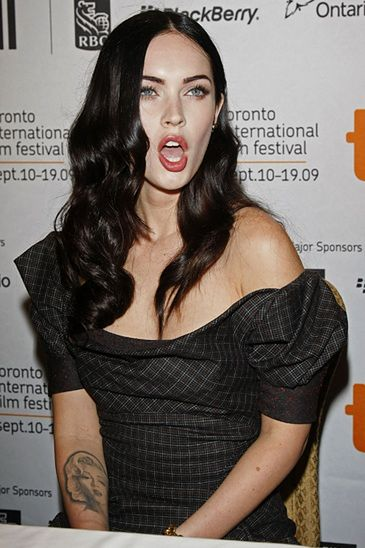 "Megan Fox ""najgorszą aktorką 2009 roku""!"