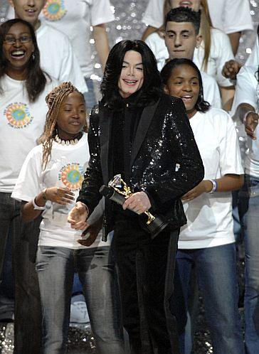 Michael Jackson dostanie nagrodę Grammy!