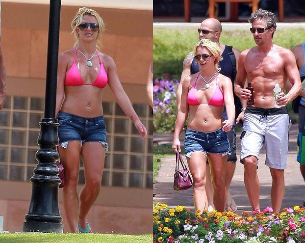 Britney w bikini! (ZDJĘCIA)