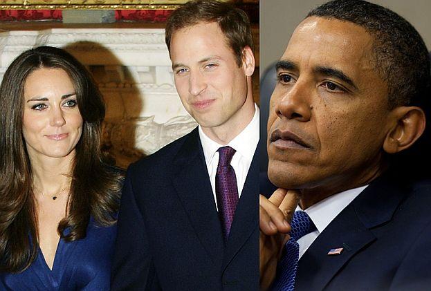 Nie zaproszą Obamy na ślub!
