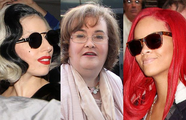 Susan Boyle nagra kolejny album z Gagą i Rihanną?!