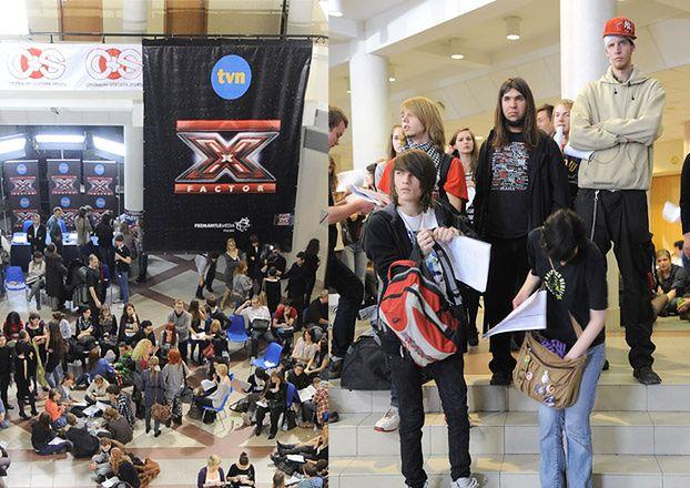 Casting do X Factor w Warszawie! (ZDJĘCIA)
