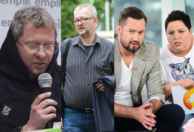 """Prokop broni Wellman po słowach Ziemkiewicza i Piekary: """"Dorośli mężczyźni zachowują się jak SFRUSTROWANI GIMNAZJALIŚCI!"""""""