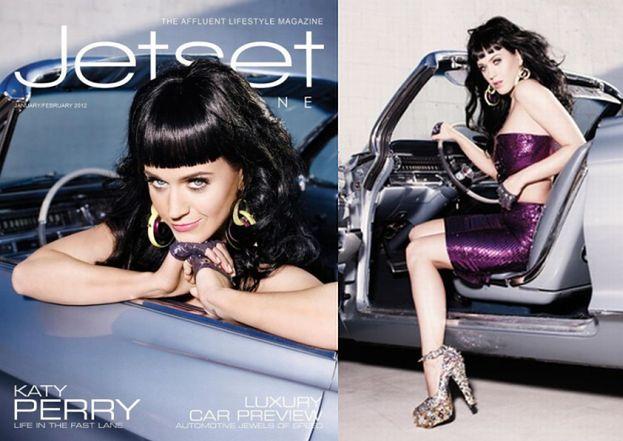 Katy Perry znów jest brunetką! (FOTO)