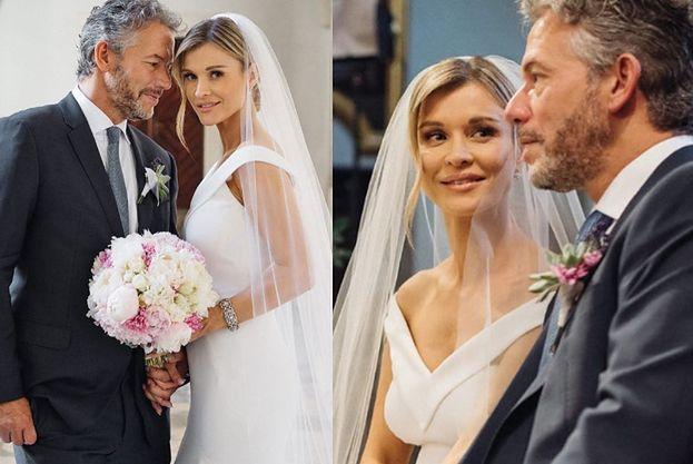 """Ciężarna Joanna Krupa świętuje na Instagramie PIERWSZĄ ROCZNICĘ ślubu: """"Rok temu powiedzieliśmy sobie """"TAK"""""""" (FOTO)"""