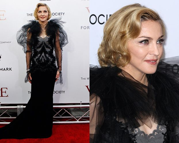 Nowy styl Madonny! (ZDJĘCIA)