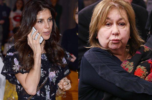 """Rosati dotrzymała słowa. """"Pani Demska odebrała już pozew"""""""