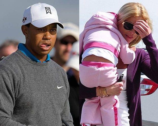 Tiger Woods wrócił do zdradzanej żony?! ZA 350 MILIONÓW!
