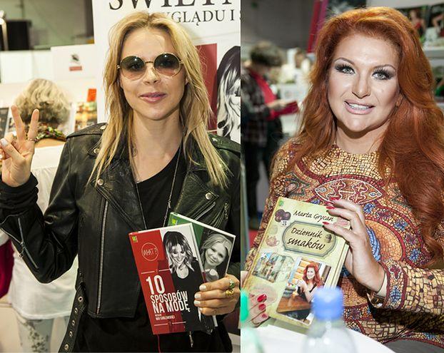 Gwiazdy promują swoje książki... (ZDJĘCIA)