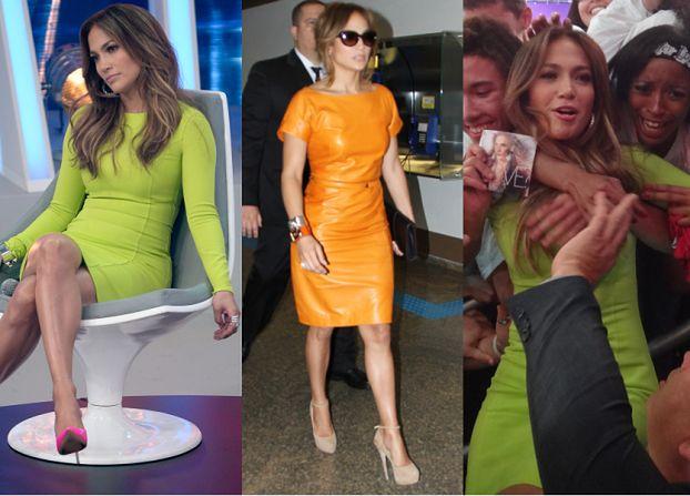 Seksowna Lopez promuje swój program w Brazylii (ZDJĘCIA)