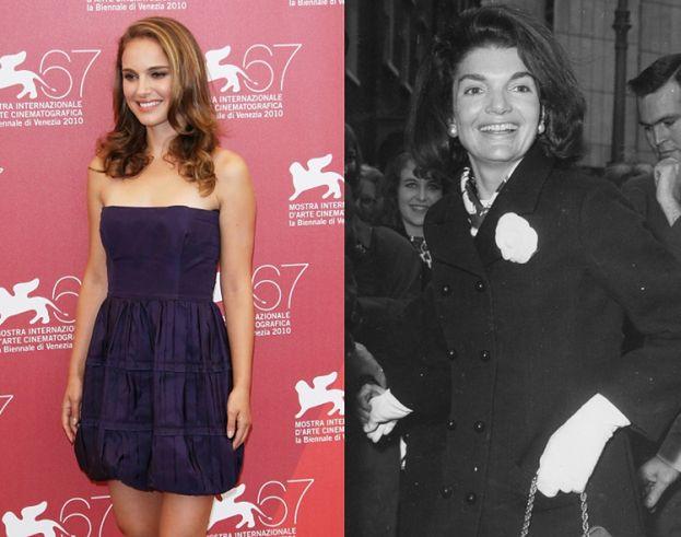 Natalie Portman zagra... Jackie Kennedy?