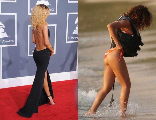 """Rihanna: """"Chcę, żeby mój seksowny tyłek wrócił!"""""""