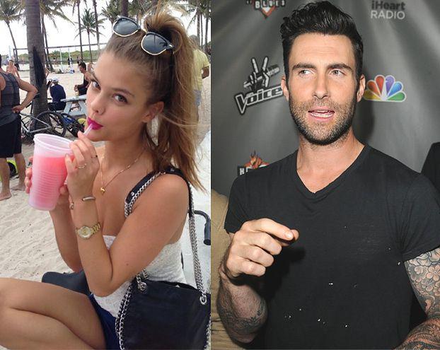 """Levine: """"Ożenię się, gdy będę w wieku Hefnera"""""""